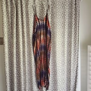 Lovestitch Maxi Dress Tie Dye